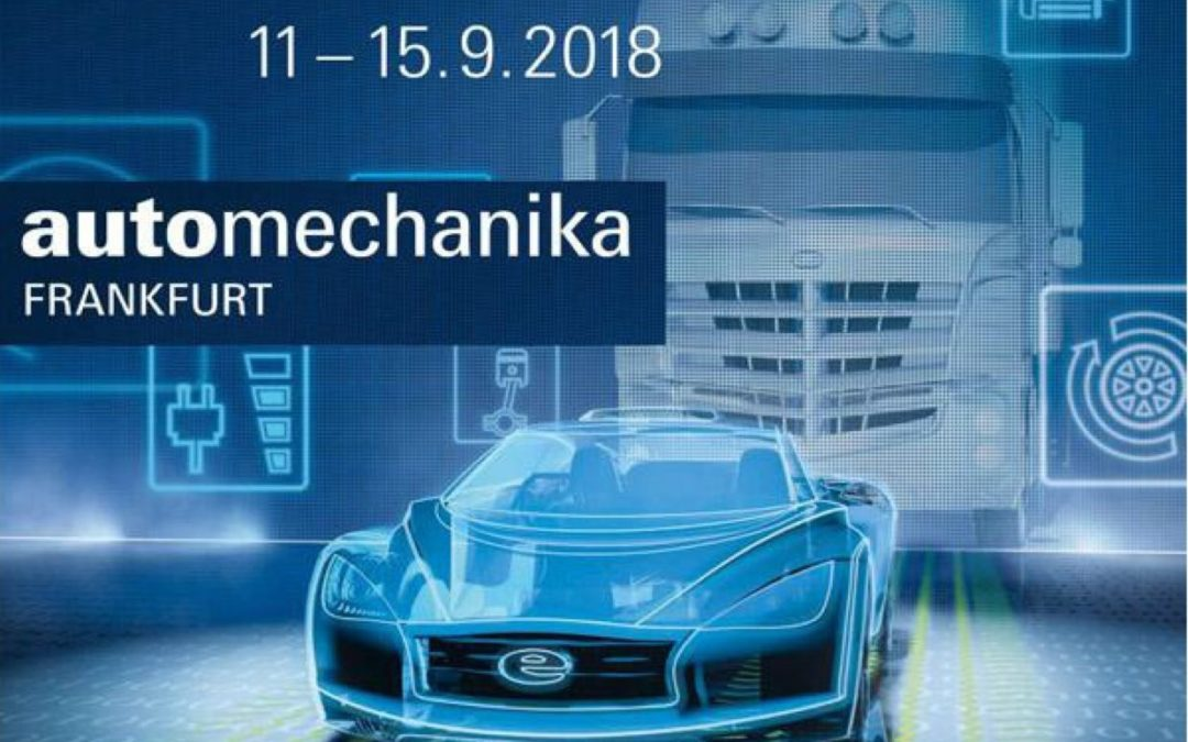 Automechanika 2018 |Francfort|